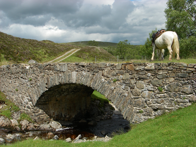 A safer Wade's bridge